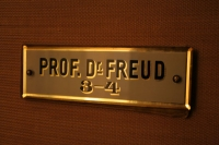 Foto van The office of the famous Austrian psychoanalyst Sigmund Freud is now a museum  - Austria