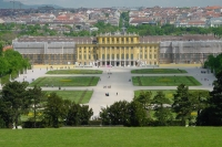 Photo de Schnbrunn Palace in Vienna - Austria