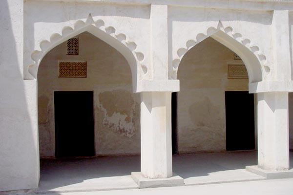 Send picture of Typical Bahrain house from Bahrain as a free postcard