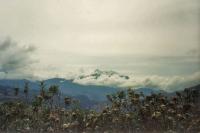 Picture of La Paz mountain landscape - Bolivia