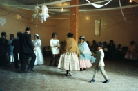 Picture of Wedding party in La Paz - Bolivia