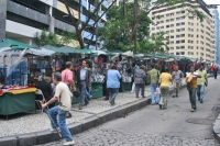 Click to enlarge picture of Streets in Brazil