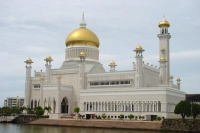 Picture of A Brunei mosque - Brunei
