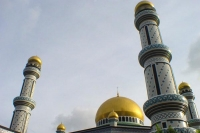 Picture of Jame 'Asr Hassanil Bolkiah Mosque in Brunei - Brunei