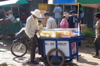 Photo de Fruit stall in western Uganda - Cambodia
