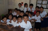 Foto de Local classroom in Siem Reap - Cambodia