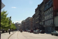 Picture of Street in Montreal - Canada