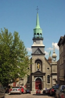 Picture of Church in Montreal - Canada