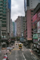 Photo de Street in Hong Kong - China