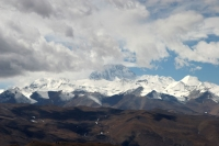 Picture of View over Mount Everest - China