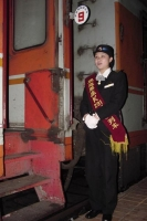 Foto van Chinese ticket inspector - China