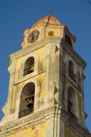 Foto di Cuban church tower - Cuba