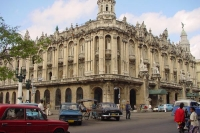 Picture of The Theater in Havana - Cuba