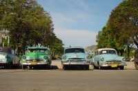 Click to enlarge picture of Transportation in Cuba