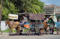 Foto de Horse drawn carriage - Cuba