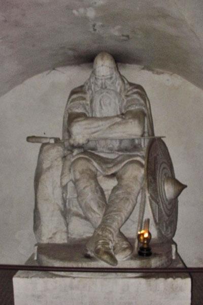 Envoyer photo de Statue of Holger Danske de le Danemark comme carte postale électronique