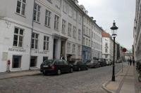 Foto di Street in downtown Copenhagen - Denmark
