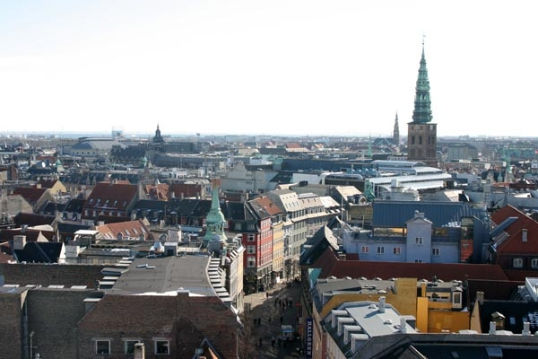 Envoyer photo de View over Copenhagen de le Danemark comme carte postale électronique