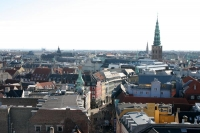 Picture of View over Copenhagen - Denmark