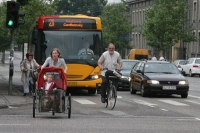 Click to enlarge picture of Transportation in Denmark