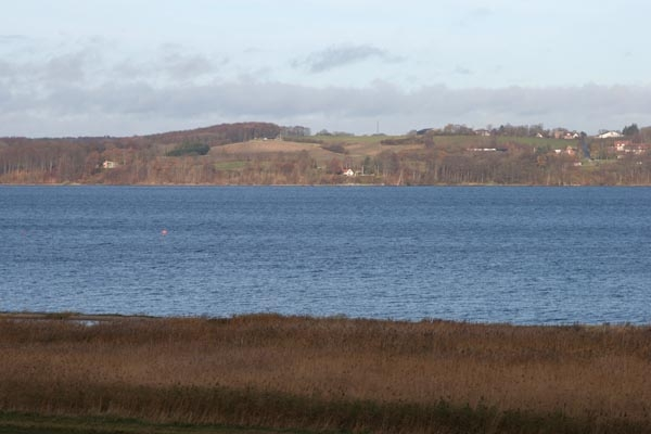 Send picture of Lake in Denmark from Denmark as a free postcard
