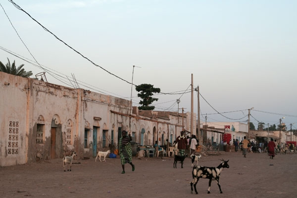  Djibouti, Afrika