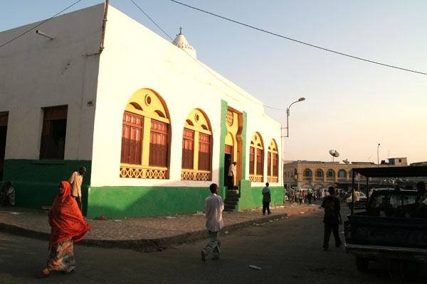  Djibouti, Afrique