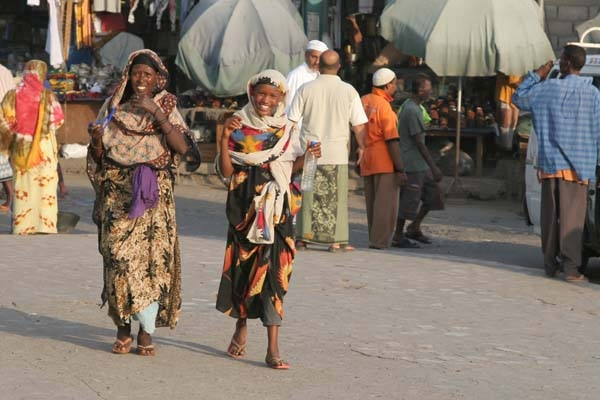 Women from Djibouti