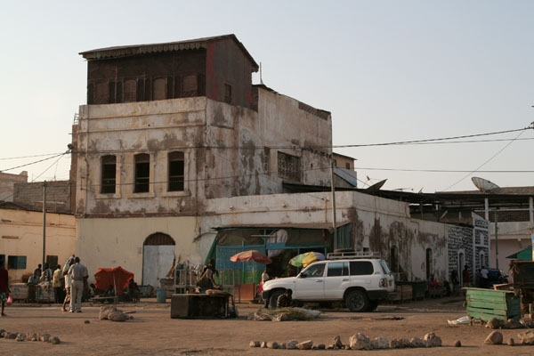 Send picture of House in Djibouti town from Djibouti as a free postcard