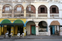 Foto van Typical Djiboutian architecture - Djibouti