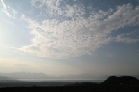 Photo de View from one of Djibouti's many volcanos - Djibouti