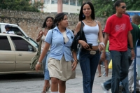 Photo de Women in Santo Domingo - Dominican Republic