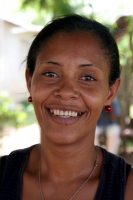 Picture of Woman from Limón - Dominican Republic