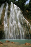 Foto van Beautiful Limón waterfalls - Dominican Republic