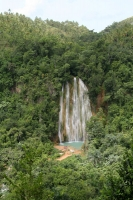 Picture of Limón waterfalls - Dominican Republic