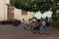 Photo de Kids playing in Santo Domingo - Dominican Republic