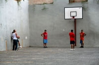 Photo de Basketball court in Santo Domingo - Dominican Republic