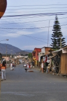 Click to enlarge picture of Streets in Ecuador