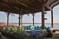 Foto van Beach restaurant in Dahab - Egypt
