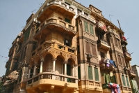 Foto van Apartment building in Port Said - Egypt