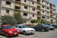 Foto van Apartment building in Cairo - Egypt