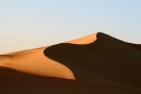 Foto di Great Sand Sea dune - Egypt