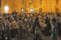 Foto di Cairo after sunset during Ramadan - Egypt