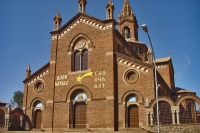 Foto de The cathedral in Asmara - Eritrea
