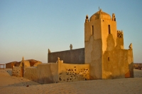 Picture of Mosque in Iddi - Eritrea