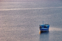 Foto de Boat near Dahlak archipelago - Eritrea