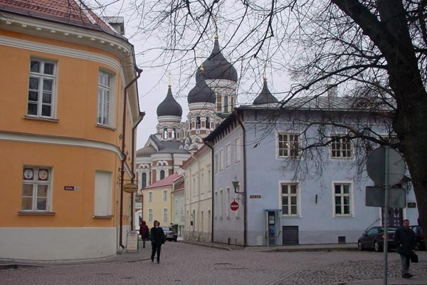 Send picture of Tallinn from Estonia as a free postcard