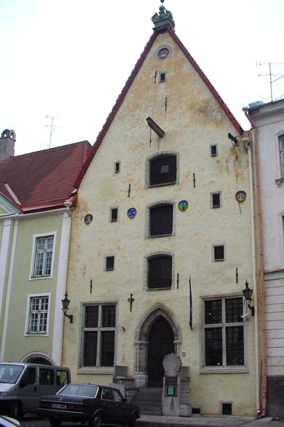 Send picture of House in Tallinn from Estonia as a free postcard
