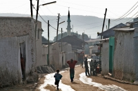 Foto de Street scene in Harar - Ethiopia