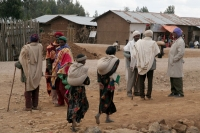 Picture of Streetlife in Gashena - Ethiopia